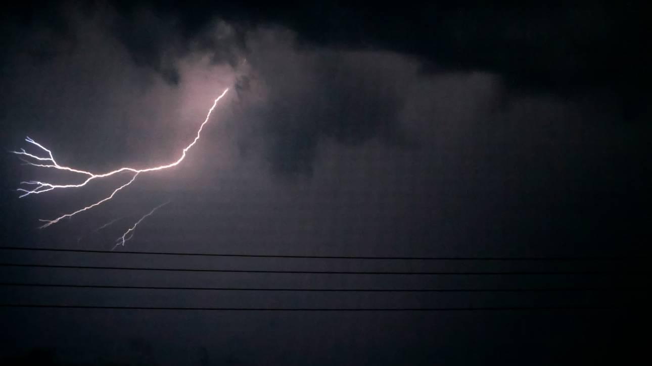 Καιρός: Βροχές και καταιγίδες σε όλη τη χώρα την Κυριακή
