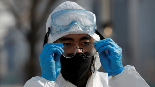 Κορωνοϊός - Νότια Κορέα: Στους 50 οι νεκροί -  Πάνω από 7.000 τα κρούσματα
