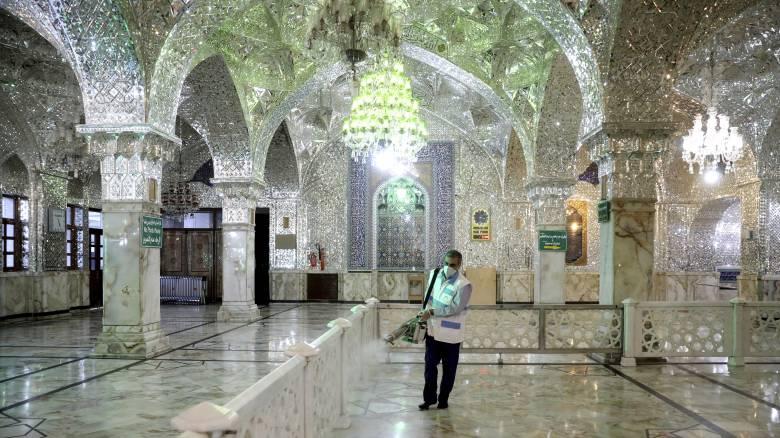 Κορωνοϊός: 194 οι νεκροί στο Ιράν