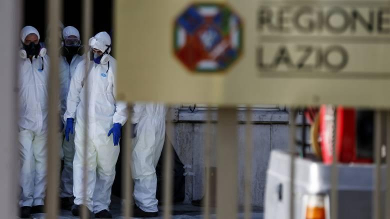 Κορωνοϊός: «Καλπάζει» στην Ιταλία με 7.375 καταγεγραμμένα κρούσματα