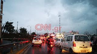 Κυκλοφοριακό «χάος» στον Κηφισό - Πού αλλού εντοπίζονται προβλήματα