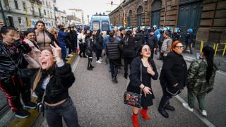 Αιματηρές εξεγέρσεις στις ιταλικές φυλακές λόγω κορωνοϊού - Τουλάχιστον ένας νεκρός