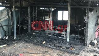 Εθελόντρια του One Happy Family στο CNN Greece: Στο νησί επικρατεί φόβος και επιθετικότητα