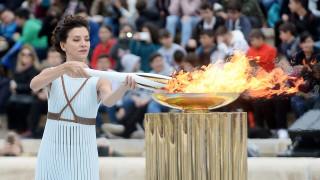 Κορωνοϊός στην Ελλάδα: Χωρίς θεατές η τελετή αφής της Ολυμπιακής Φλόγας