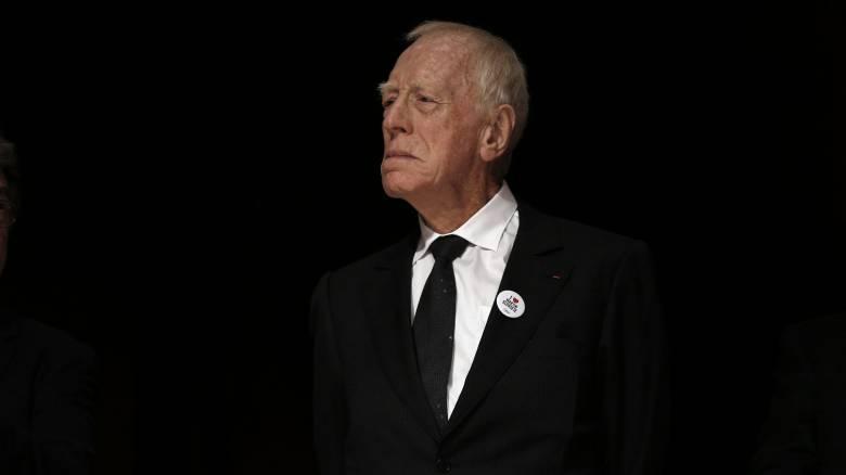 Πέθανε ο πρωταγωνιστής του «Εξορκιστή» Μαξ φον Σίντοφ
