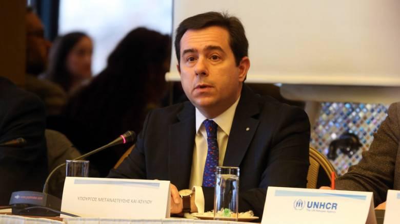 Αύξηση των θέσεων φιλοξενίας για τα ασυνόδευτα προσφυγόπουλα ανακοίνωσε ο Μηταράκης