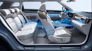 Μπορεί το σύστημα κλιματισμού ενός αυτοκινήτου να απομονώνει τον κορωνοϊό;