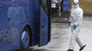 Κορωνοϊός: Σε ισχύ περαιτέρω προληπτικά μέτρα στο Συμβούλιο της ΕΕ