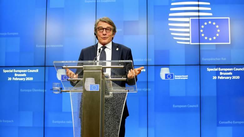 Η ατζέντα της Ολομέλειας του Ευρωπαϊκού Κοινοβουλίου: Κορωνοϊός και ελληνοτουρκικά σύνορα