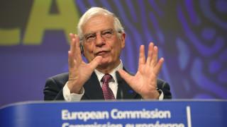 Μπορέλ: Ελπίζω σε συμφωνία με την Τουρκία - Η Ευρώπη να υπερασπιστεί τα σύνορά της