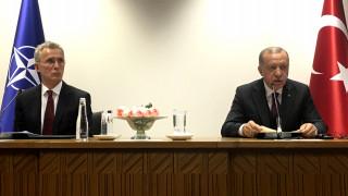 Ευθύνες στην Ελλάδα από τον Ερντογάν – Βρήκε κατανόηση από Στόλτενμπεργκ