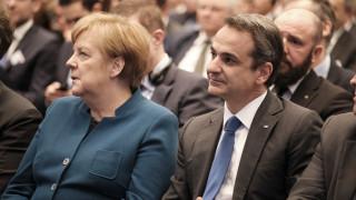 Συνάντηση Μητσοτάκη - Μέρκελ: Τι συμφώνησαν οι δύο ηγέτες