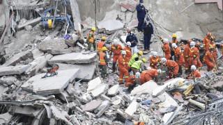 Κίνα: Αυξήθηκαν οι νεκροί από την κατάρρευση ξενοδοχείου με ασθενείς κορωνοϊού