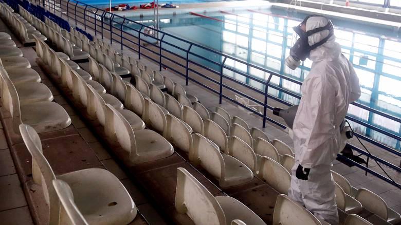 Κορωνοϊός: Αναστέλλονται όλοι οι σχολικοί αθλητικοί αγώνες