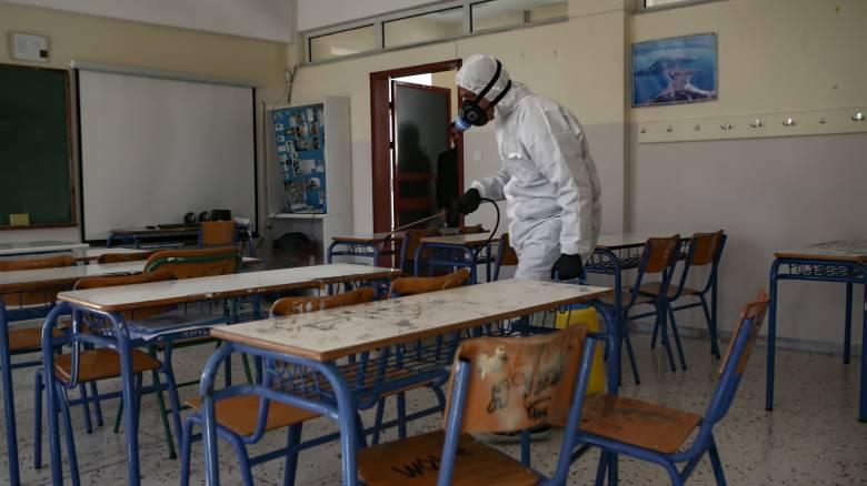 Κορωνοϊός στην Ελλάδα: Τι θα γίνει με τους ελέγχους των μαθητών - Ανακοίνωση του υπ. Παιδείας