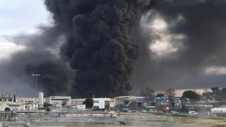 Έκρηξη σε εργοστάσιο χημικών στη Βαρκελώνη – Ένας νεκρός