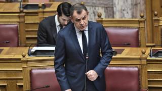 Παναγιωτόπουλος: Δεν καταγράφηκαν παραβιάσεις από τον τουρκικό στρατό στον Έβρο