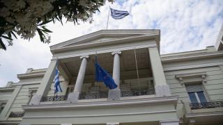 Διάβημα του υπουργείου Εξωτερικών στον Τούρκο πρέσβη