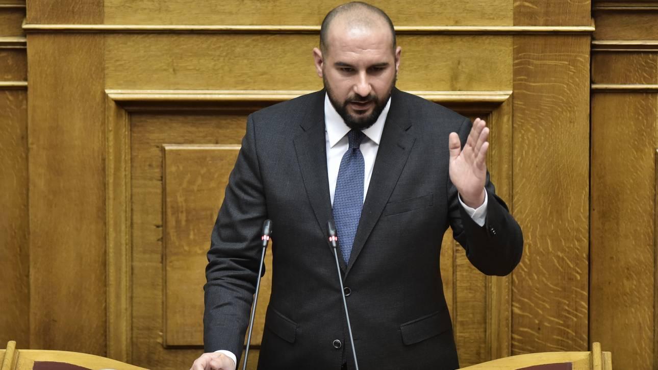 Τζανακόπουλος για Προανακριτική: Πολιτική σκοπιμότητα πίσω από την επιμονή εξαίρεσής μας