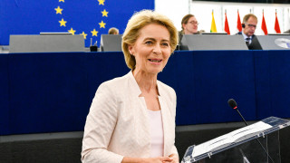 Στην Αθήνα την Πέμπτη η πρόεδρος της Κομισιόν, Ούρσουλα φον ντερ Λάιεν