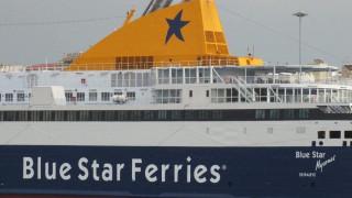 Λήμνος: Σε καραντίνα το πλοίο Blue Star Mykonos μετά από ύποπτο κρούσμα κορωνοϊού
