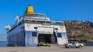 Συναγερμός στη Λήμνο: Σε καραντίνα πλοίο μετά από ύποπτο κρούσμα κορωνοϊού