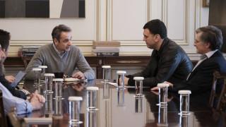 Καθημερινές συναντήσεις Μητσοτάκη με την ηγεσία του υπουργείου Υγείας για τον κορωνοϊό