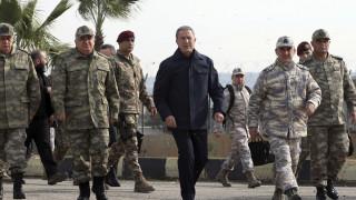 Συμφώνησαν και στις λεπτομέρειες της εκεχειρίας για την Ιντλίμπ Τουρκία - Ρωσία