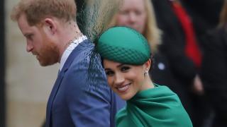 Μέγκαν και Χάρι: Το οριστικό αντίο στα βασιλικά καθήκοντα - Η στιγμή που δάκρυσε η Μαρκλ