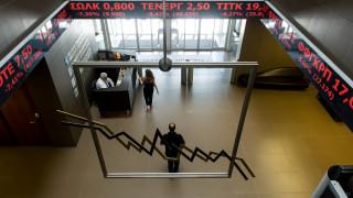 Νέο κραχ στο Χρηματιστήριο - Απώλειες 55% από τις αρχές του 2020