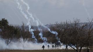 Επεισόδια στον Έβρο: Πετροπόλεμος και δακρυγόνα από την πλευρά της Τουρκίας