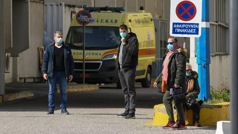 Κορωνοϊός: 117 ασθενείς, 10 «ορφανά» κρούσματα και έκκληση για περιορισμό των μετακινήσεων