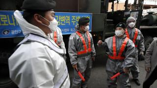 Κορωνοϊός: 110 νέα επιβεβαιωμένα κρούσματα στη Νότια Κορέα
