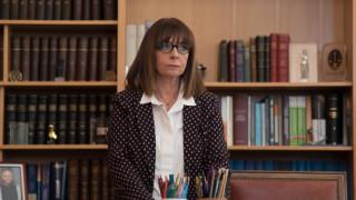 Αικατερίνη Σακελλαροπούλου: Ορκίζεται σήμερα η νέα Πρόεδρος της Δημοκρατίας