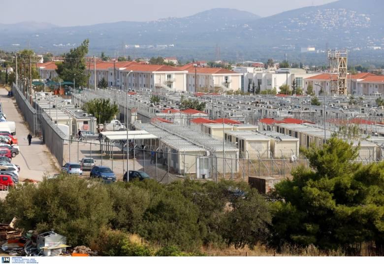 Κορωνοϊός: Εξετάζεται ως ύποπτο κρούσμα εργαζόμενη στο κέντρο κράτησης Αμυγδαλέζας
