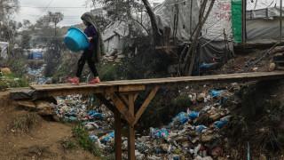 Γιατροί Χωρίς Σύνορα για κορωνοϊό: Αδειάστε τώρα τις δομές προσφύγων στα νησιά