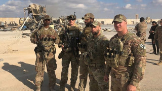 Αυξάνει η ένταση στη Βαγδάτη: Κλήθηκαν οι πρεσβευτές ΗΠΑ και Βρετανίας μετά τις βραδινές επιδρομές