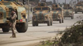 Ιντλίμπ: Κοινές περιπολίες ξεκινούν Ρωσία και Τουρκία