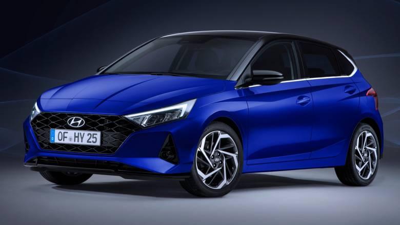 Αυτοκίνητο: Το νέο Hyundai i20 είναι νεανικό και σύγχρονο και θα έχει και γρήγορη έκδοση Ν 200 ίππων
