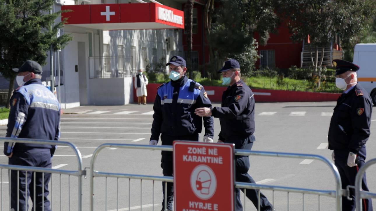 Κορωνοϊός: Η Αλβανία κλείνει τα σύνορα με την Ελλάδα - CNN.gr
