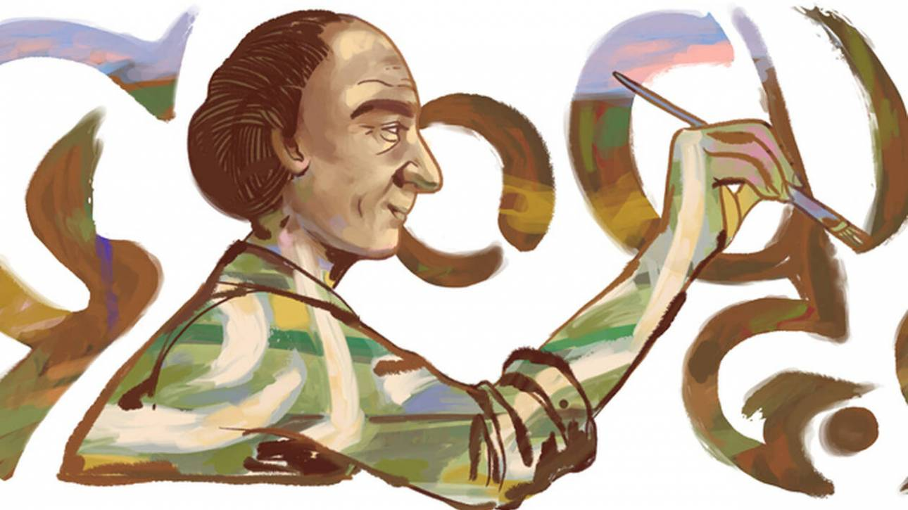 Mohammed Khadda: To doodle της Google για τον Αλγερινό ζωγράφο