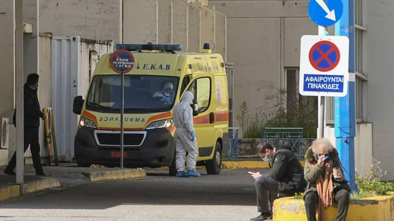 Κορωνοϊός στην Ελλάδα: Και δεύτερος νεκρός από τον ιό