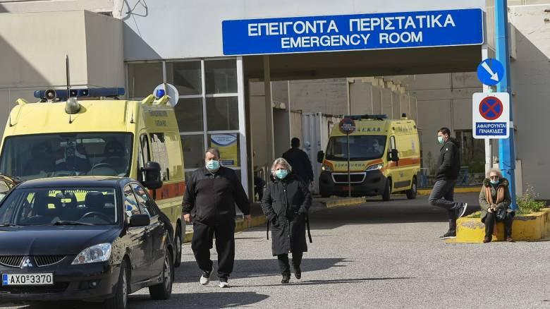 Κορωνοϊός: Και τρίτος νεκρός στην Ελλάδα
