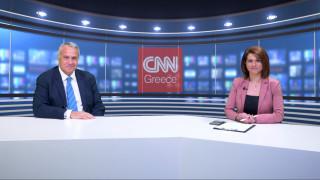 Βορίδης στο CNN Greece: Έρχεται νέο πλέγμα μέτρων για εργαζόμενους και επιχειρήσεις