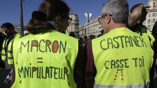 Κορωνοϊός: Τα «Κίτρινα Γιλέκα» αψηφούν τα μέτρα και η αστυνομία βάζει «μπλόκο»