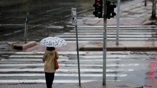 Αλλάζει ο καιρός: Βροχές, καταιγίδες και χιονοπτώσεις