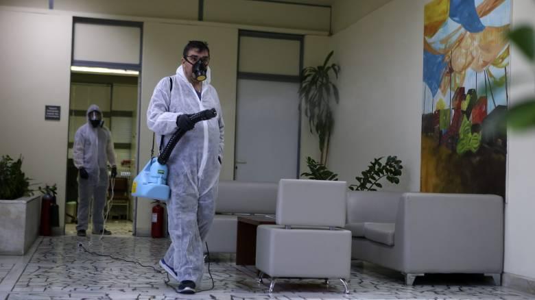 Κορωνοϊός: Πρώτο κρούσμα στην Εισαγγελία Πρωτοδικών Αθηνών