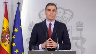 Κορωνοϊός - Ισπανία: Επιβολή σχεδόν ολικής καραντίνας ανακοίνωσε ο Σάντσεθ