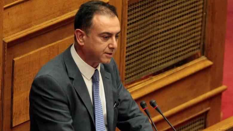 Κορωνοϊός: Θετικός στον ιό ο βουλευτής της ΝΔ Χρήστος Κέλλας