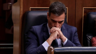 Ισπανία: Θετική στον κορωνοϊό η σύζυγος του πρωθυπουργού Πέδρο Σάντσεθ